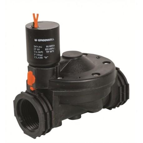 Elektrozawór bez regulacji przepływu 24VAC F1