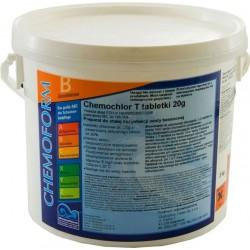 Chemochlor szybkie tabletki  5 kg