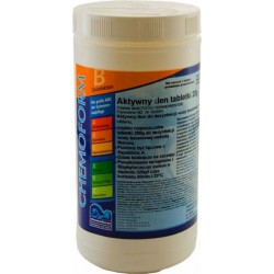 Aktywny tlen Tabletki 20g - 1kg