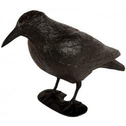Kruk - imitacja ptaka wym. 12x40x25cm