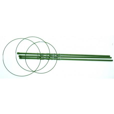 Podpora do roślin pierścieniowa