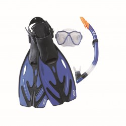 Zestaw do nurkowania (maska+rurka+płetwy
