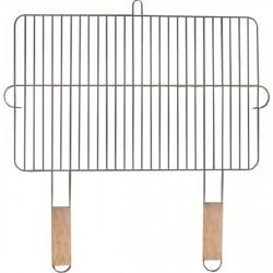 Ruszt grillowy prostokątny 54cm x 34cm