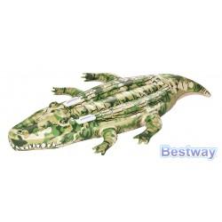 Zabawka do pływania Krokodyl 175x102cm