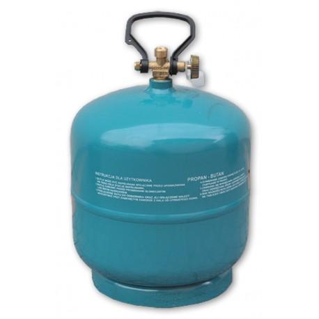 Butla do gazu PROPAN-BUTAN - 3kg