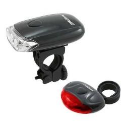 Zestaw lamp rowerowych, Falcon Eye SPARK 35 lm