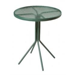 Stół balkonowy zielony