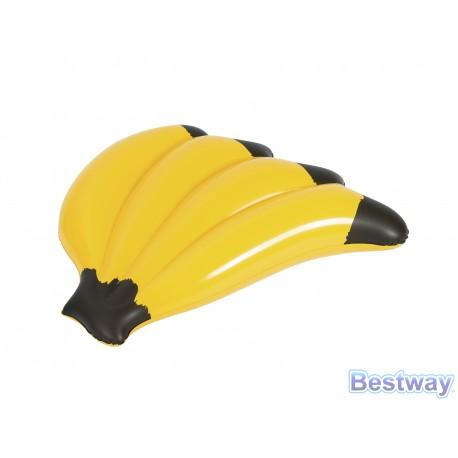 Materac dmuchany Banan 139x129cm