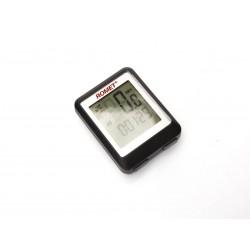 Licznik rowerowy bezprzewodowy BKV9000 czarny ROMET