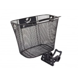 Koszyk na kierownicę CL-05 metalowy