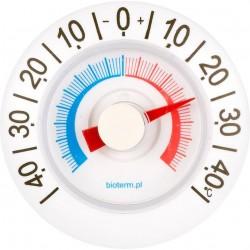 Termometr zaokienny bimetaliczny 105mm