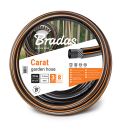 """Wąż ogrodowy CARAT 1"""" - 25m"""