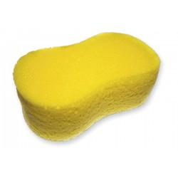 Gąbka do mycia - żółta