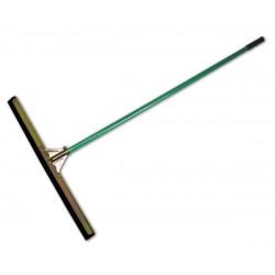 """Ściągaczka """"DUO"""" do powierzchni, 55cm,  metalowy trzonek"""