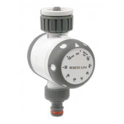WHITE LINE Mechaniczny zegar przepływu  wody