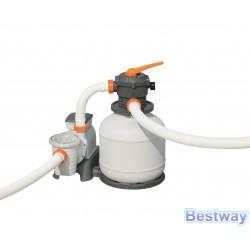 Pompa filtrująca piaskowa 7571L/h