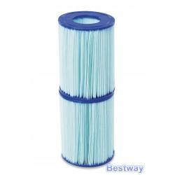 Wkład filtracyjny antybakteryjny typ II