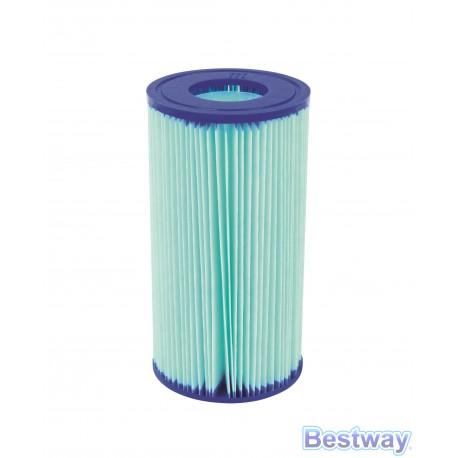 Wkład filtracyjny antybakteryjny Typ III śr.10,6cm wys.20,3cm