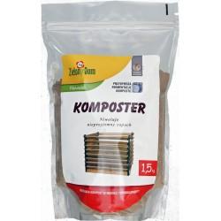 Komposter 1,5 kg