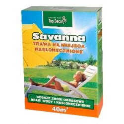 Trawa SAVANNA – mieszanka na miejsca nasłonecznione 1kg