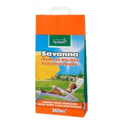 Trawa SAVANNA – mieszanka na miejsca nasłonecznione 5kg