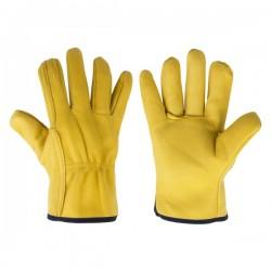 Rękawice ochronne CORK z koziej skóry rozmiar 10,5