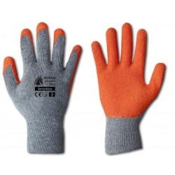 Rękawice ochronne HUZAR CLASSIC PLUS rozmiar 9 lateks