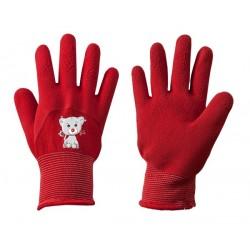 Rękawice ochronne KITTY rozmiar 5 lateks