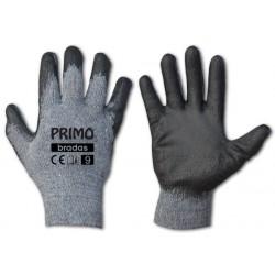 Rękawice ochronne PRIMO rozmiar 8 lateks