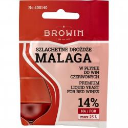 Drożdże winiarskie Malaga - 20ml