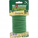 Drut ogrodniczy w miękkiej otulinie 5m/5mm