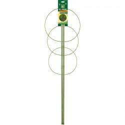 Podpora pierścieniowa do roślin 3 pierśc 125cm