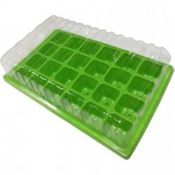 Miniszklarnia do kiełkowania 24 komórki - 3 szt.