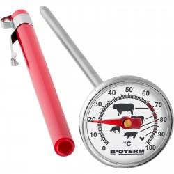 Termometr do pieczczenia mięs  0°C +100°C