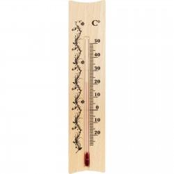 Termometr pokojowy prosty 185x50mm
