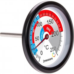 Termometr do wędzarni i BBQ 0°C +250°C