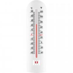 Termometr pokojowy 164x45mm z tworzywa