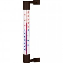 Termometr zaokienny przyklejany 190x18mm