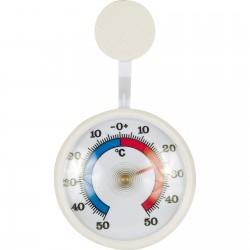 Termometr zaokienny bimetaliczny 71,5x125mm