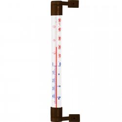 Termometr zaokienny rurkowy 210x19mm