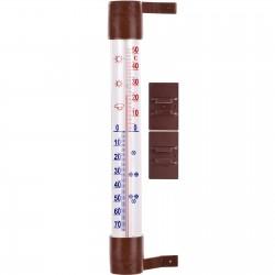 Termometr zaokienny rurkowy 230x26mm