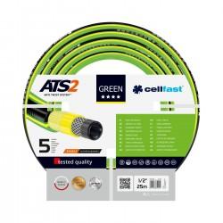 """Wąż ogrodowy GREEN ATS2 1/2"""" - 25m"""