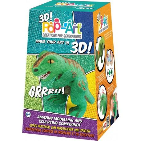 Figurka 3D Dinozaur T-Rex