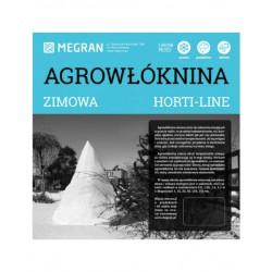 Agrowłóknina HORTI-LINE zimowa 1,06x100m