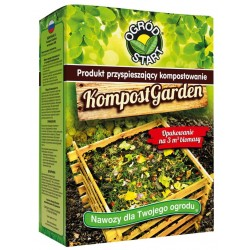 KompostGarden - 0,8kg