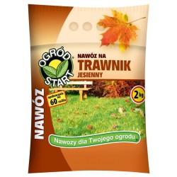 Nawóz na trawnik jesienny - 2kg