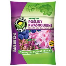 Nawóz na rośliny kwaśnolubne - 2kg