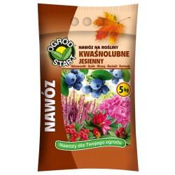 Nawóz na rośliny kwaśnolubne jesienny - 5kg