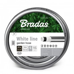 """Wąż ogrodowy WHITE LINE 5/8""""- 30m"""