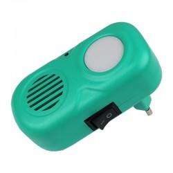 Odstraszacz szkodników ultradźwiękowy